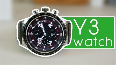 Smartwatch Lemfo Y3 lemfo y3 smartwatch con 3g gps y android os con