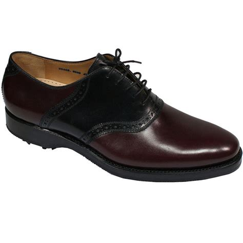 china leather shoe for golf 98486 8505 china