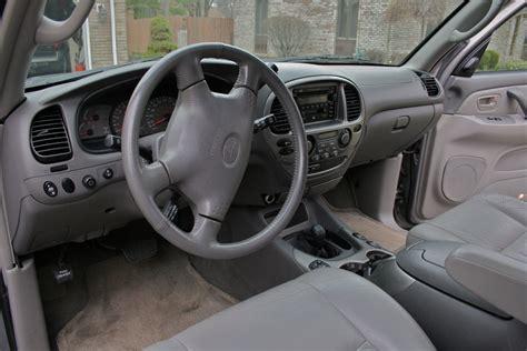 Toyota Sequoia Interior by 2002 Toyota Sequoia Interior Pictures Cargurus