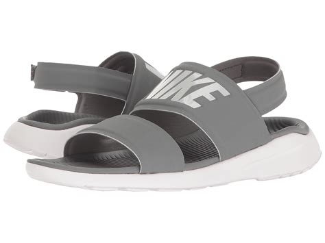 nike sandals for nike tanjun sandal cool grey white platinum zappos