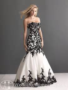 Tiful black bridal gowns more than just halloween wedding dresses