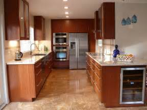 Custom Contemporary Kitchen Cabinets by Custom Modern Mahogany Kitchen Cabinets By Natural Mystic