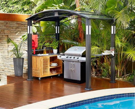 backyard bbq areas outdoor kitchen for small spaces google search outdoor