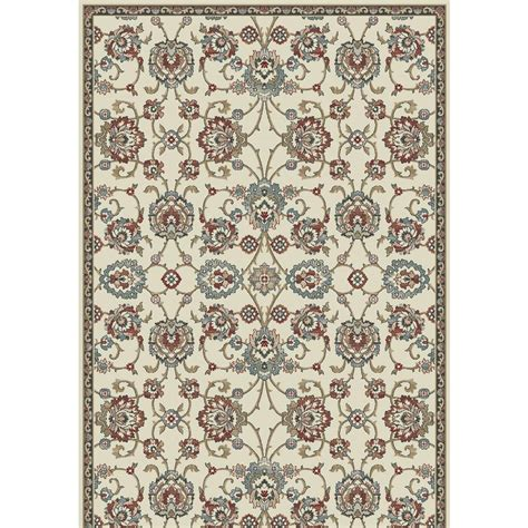 dynamic rugs melody ivory 3 ft 11 in x 5 ft 3 in
