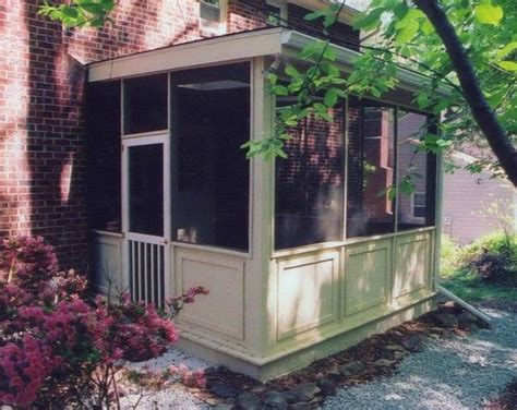 small screened back porch ideas 17 best ideas about small screened porch on