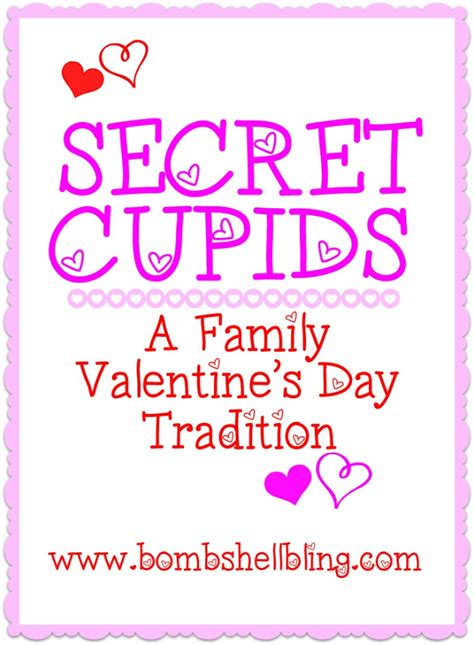 secret s day secret cupids a s day family tradition