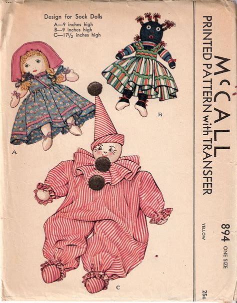 design doll wiki mccall 894 vintage sewing patterns fandom powered by wikia