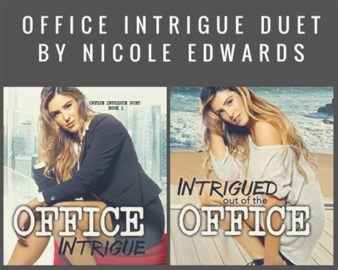 series review office intrigue duet by edwards
