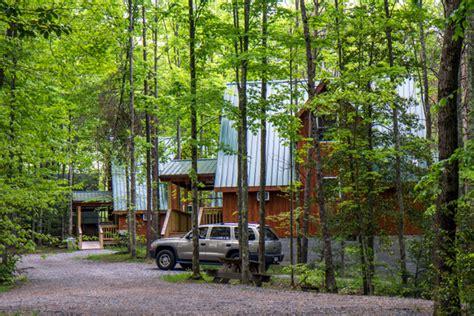 summersville lake retreat cabins