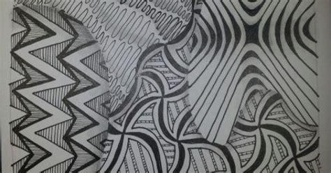 zentangle pattern kule zonked zigazigah xenso wadical zentangle art by