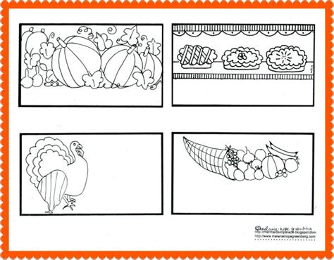 printable thanksgiving cards for preschoolers thanksgiving coloring pages place cards or thankful cards
