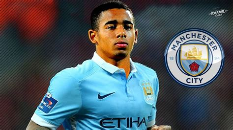 gabriel jesus gabriel jesus welcome to manchester city 2016 hd
