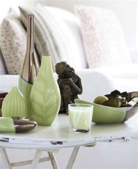 green living room accessories living room accessories for lively environment