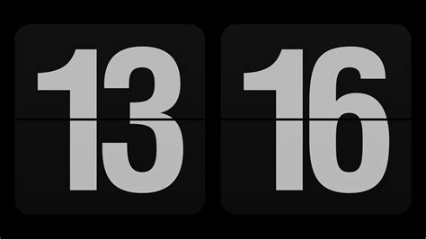 Wallpaper Timer Mac | minimalist clock screen savers for mac