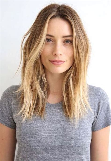 new hairstyles for thin medium length hair big forehead 20 latest shoulder length hairstyles ideas sheideas