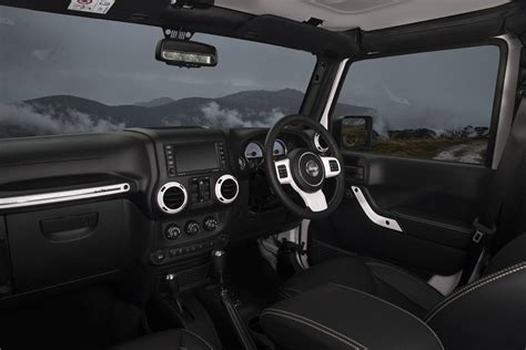 Jeep Wrangler Arctic Edition Interior by Jeep Wrangler Polar Edition Interior
