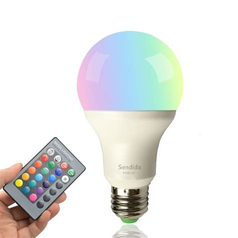 Lu Led Led Color Changing Light Bulb With Wireless Remote creative idea better ideal your