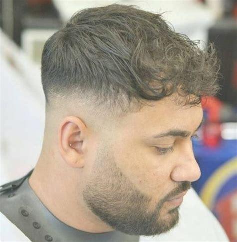potongan rambut pendek pria gemuk cahunitcom