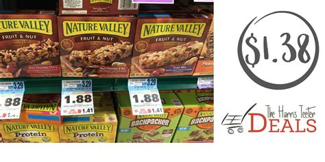 Nature Valley Detox by The Harris Teeter Deals Page 237 Of 1338 Bringing You
