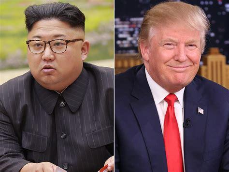 donald trump kim jong un donald trump accepts offer to meet with kim jong un by may