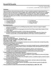 Cyber Crime Investigator Sle Resume by Professional Fraud Investigator Templates To Showcase Your Talent Myperfectresume