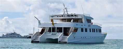 catamaran anahi galapagos galapagos cruise catamaran anahi heritage safaris