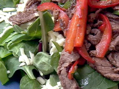 Stella Fogo Fresh 15 Gram easy philly steak salad recipe food network