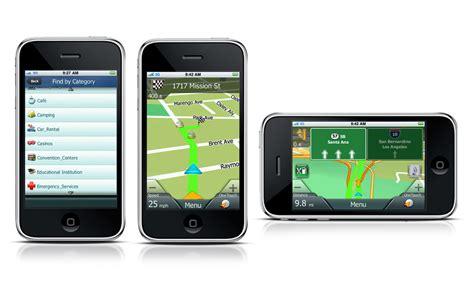 iphone gps iphone iphone gps app