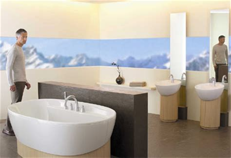Designer Badezimmerarmaturen by Quot F1 Quot Bad Ensemble Keramag Und Grohe Designed By F A