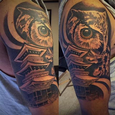 japanese owl tattoo 51 owl tattoos ideas best designs with meaning