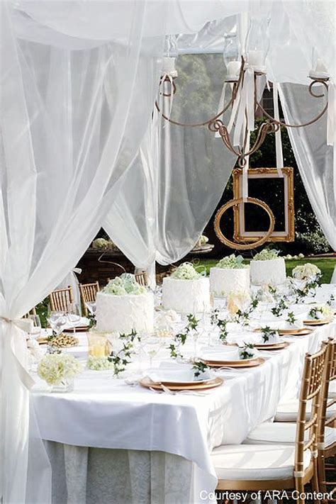 sheer draping wedding 17 best images about canopy tent on pinterest receptions
