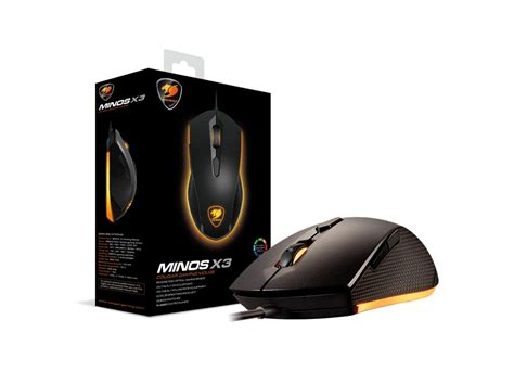 Mice Mouse Minos X3 Gaming lanza su mouse 243 ptico gamer minos x3 tecnogaming