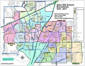 find a school boundary maps