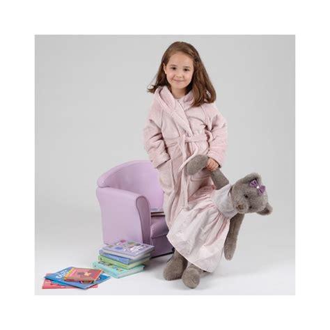 robe de chambre enfant robe de chambre enfant 6 ans amadeus coeur de d 233 co