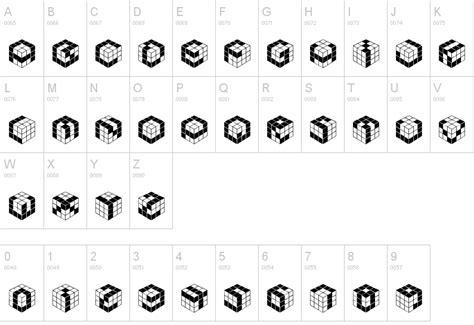 design of font crossword clue 7 rubik s cube fonts beach