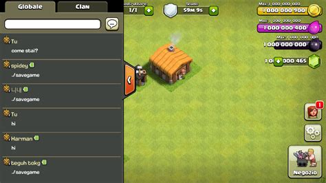 moded apk clash of clans mod apk zippy