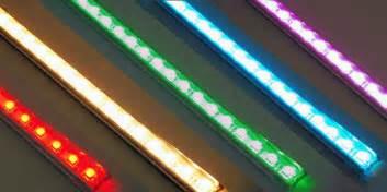rgb led light bar 24vdc rgb led bar