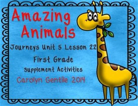 amazing animal journeys amazing animals journeys unit 5 lesson 22 1st gr supplement activities swim spelling word