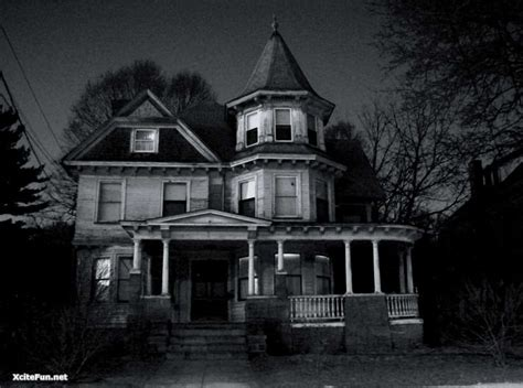 a collection of extremely creepy abandoned houses