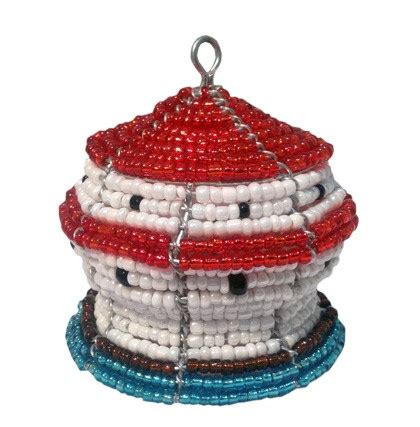 casino bead ornament christmas ornaments gifts