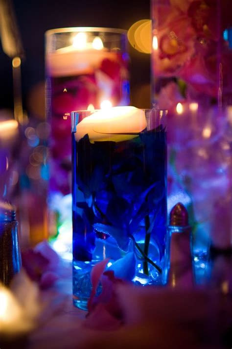 led lights for centerpieces 126 best images about wedding centerpiece ideas with led