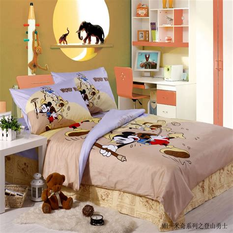Mickey Mouse Bed In A Bag by Mickey Mouse Bed In A Bag Promotion Shop For Promotional