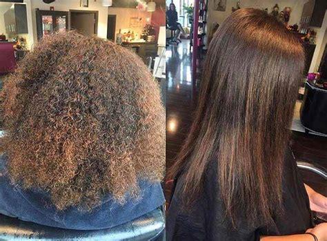 brazian blow out on curly hsir brazilian blowout j michaels salon