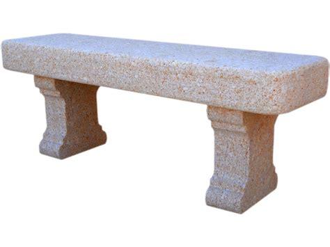 banco de piedra para jardin bancos de piedra materiales de construcci 243 n para