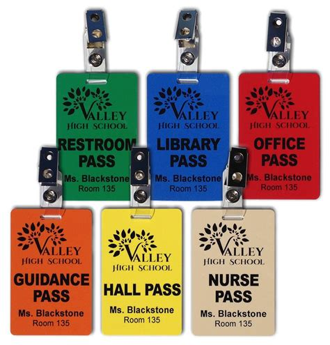 bathroom pass ideas school hallway pass bathroom pass templates printable