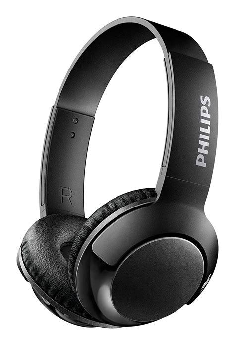 philips bass  ear wireless bluetooth headphones
