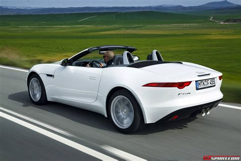 jaguar v6 f type drive jaguar f type v6