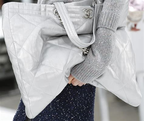 Runway Review Chanel 2008 Handbags by Chanel Fall Winter 2017 Runway Bag Collection For