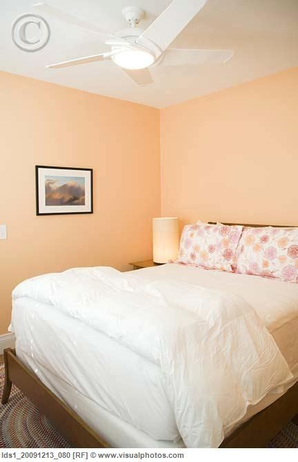 peach walls master bedroom pinterest