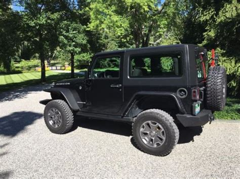 Used Jeep Wranglers For Sale By Owner 2012 Jeep Wrangler For Sale By Owner In Southfield Ma 01259